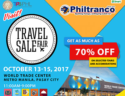 Visit Travel Sale Fair 2017