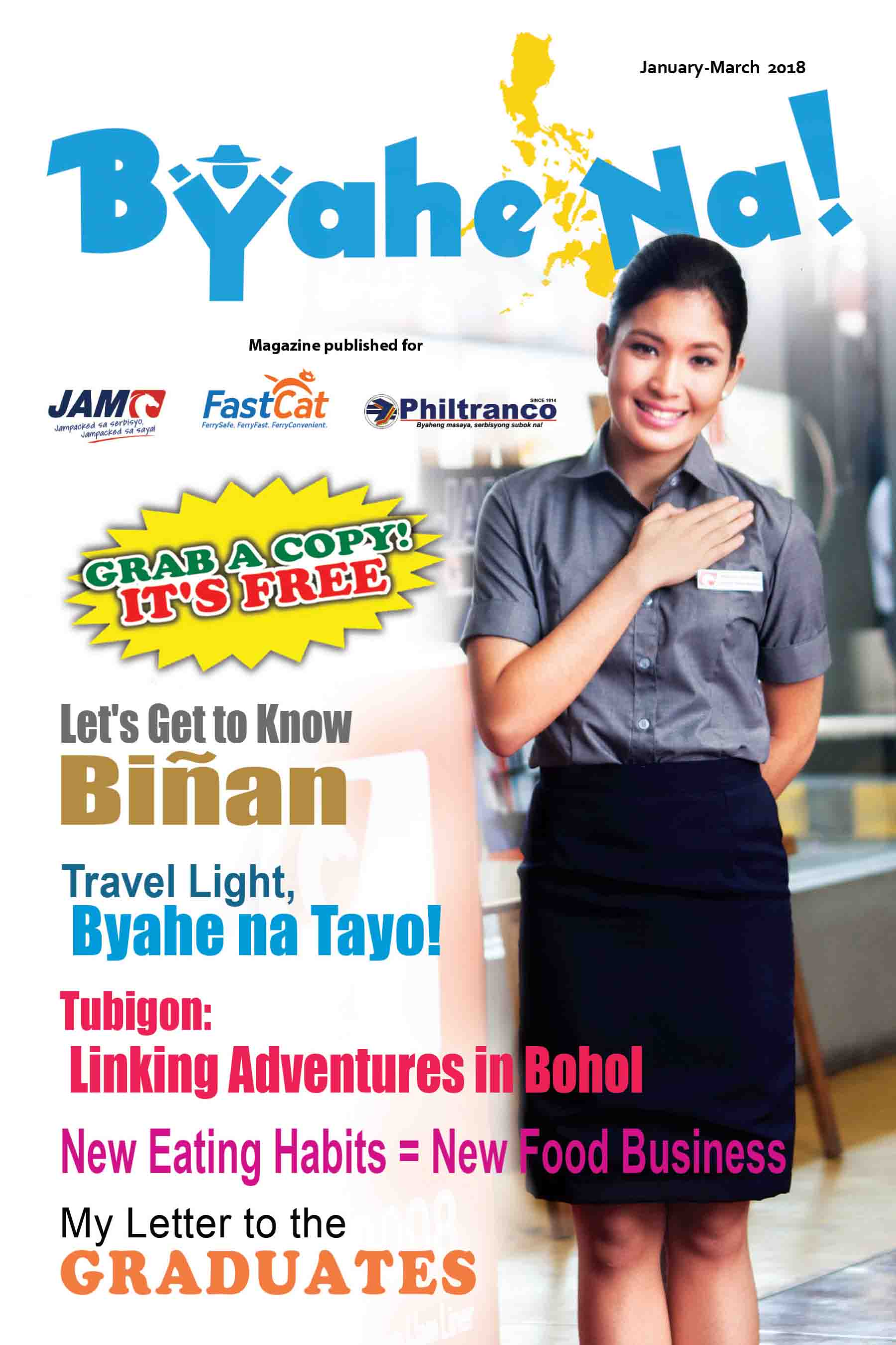 Byahe Na! 16th issue